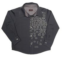 Wonderboy - Type A button shirt