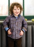 Wonderboy-Bourbon Street button front shirt
