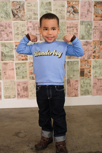Wonderboy - Wonderboy script