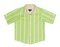 Wonderboy - Seagrass short-sleeved button shirt
