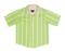 Wonderboy - Seagrass short-sleeved button shirt