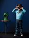 Wonderboy - Mask Hoodie (blue)