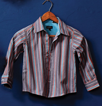 Wonderboy - Steel Stripe Shirt
