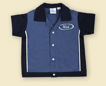 Kid Brother - Bowling Shirt