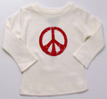House of Mongrel-Peace Sign long-sleeved T