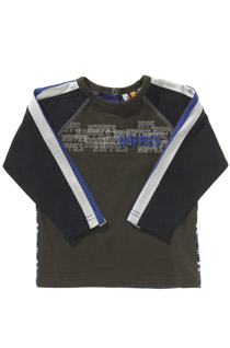 Noppies - Long-sleeved Tuk tuk T-shirt