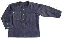 Bobinette - Eugene denim shirt