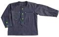 Bobinette-Eugene denim shirt