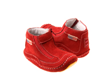 Rileyroos - Emmy in Scarlet, infant boots