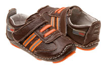 Rileyroos - Sportie in Tiger, infant shoe