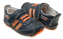 Rileyroos - Sportie in Wahoo, infant shoe