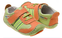 Rileyroos - Sportie in Firefly, infant shoe