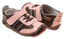 Rileyroos - Sportie in Strawberry Sundae, infant shoe