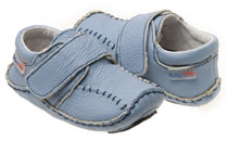 Rileyroos - Jakester in Sky, infant shoe