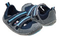 Rileyroos-Dakota in Ocean, infant sandal