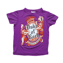 Addaboy - Duke Of Rock Short-Sleeved Tee