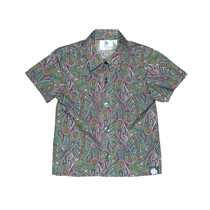 Addaboy - Green Paisley Button Down