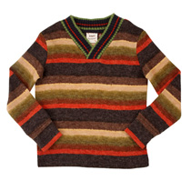 Fore Axel and Hudson - V-Neck Sweater