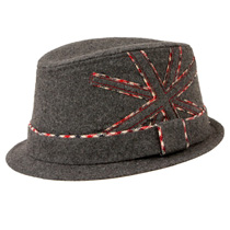 Fore Axel and Hudson - Trilby Hat