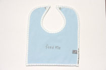 and the little dog laughed - Feed Me bib