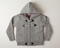 Ben Sherman - Knit Hoodie