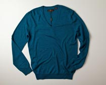 Ben Sherman - Merino V Neck Sweater