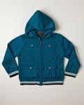 Ben Sherman-Knit Hooded Jacket