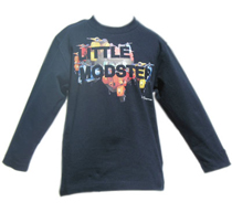 Ben Sherman - Little Modster long-sleeved T