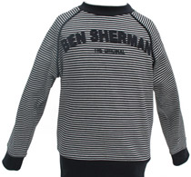 Ben Sherman - Classic crew-neck long-sleeved T