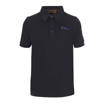 Ben Sherman - Black Polo