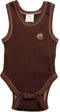 Knuckleheads-Infant Skivvies Beater in Brown