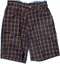 Knuckleheads - Baggies Plaid Shorts