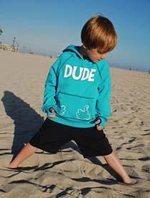 Knuckleheads - Dude Hoodie