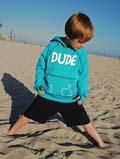 Knuckleheads-Dude Hoodie