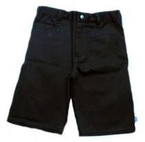 Knuckleheads - Skater Shorts in Black