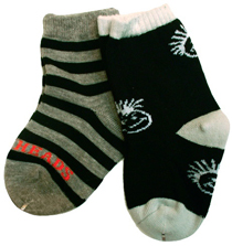 Knuckleheads - Knuckleheads striped socks
