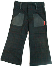 Knuckleheads - Shuvit Pants - Grey