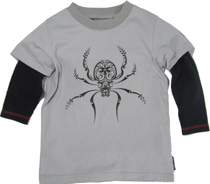 Knuckleheads - Spider 2fer Tee