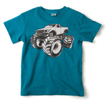 Appaman - Monster Truck Tee