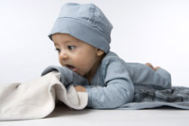 Appaman - Long-sleeved onesie with hat