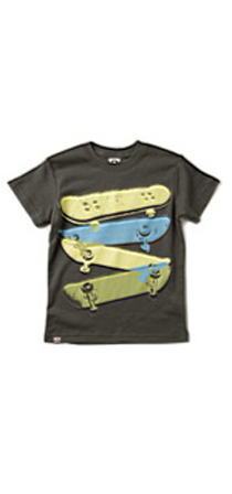 Appaman - Skateboards T-shirt