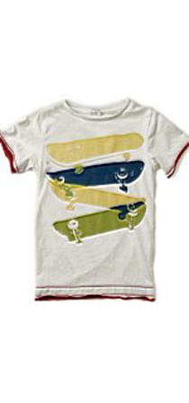Appaman - Skateboards T-shirt