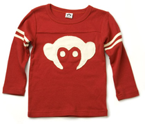 Appaman - Monkey long-sleeved T